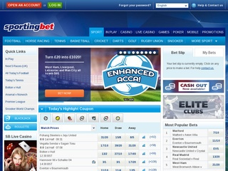 Sportingbet Casino 1