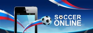 Live football and soccer online on mobile phone 1