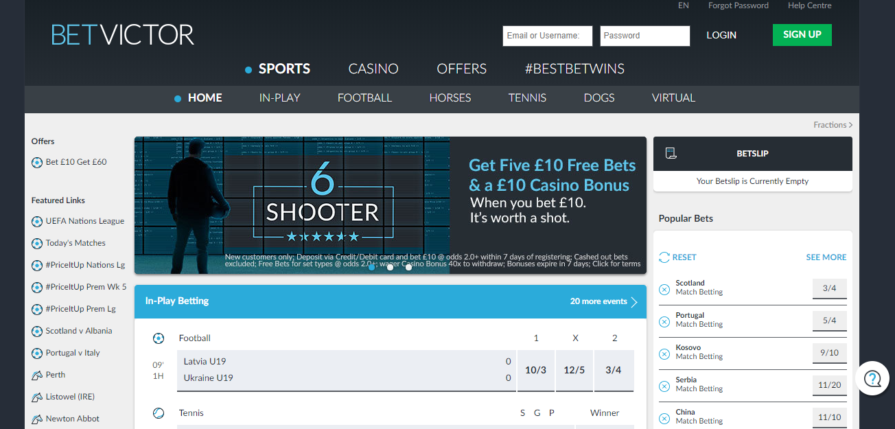 BetVictor 1