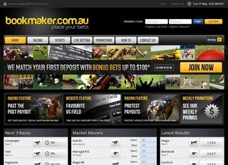 Bookmaker.com.au 1